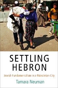 Cover Settling Hebron