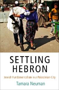 Cover Settling Hebron