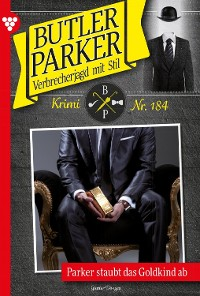 Cover Butler Parker 184 – Kriminalroman