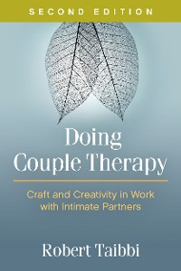 Cover Doing Couple Therapy, Second Edition