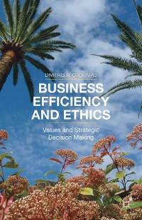 Cover Business Efficiency and Ethics