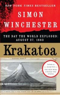 Cover Krakatoa
