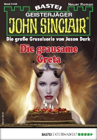 Cover John Sinclair 2192 - Horror-Serie