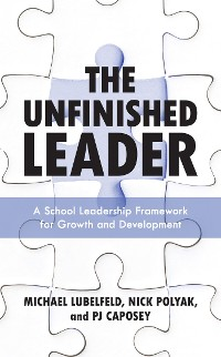 Cover The Unfinished Leader