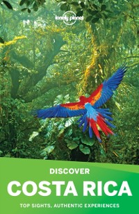 Cover Lonely Planet Discover Costa Rica 5