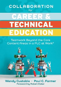 Cover Collaboration for Career and Technical Education