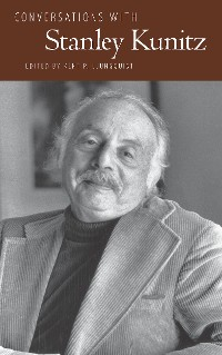 Cover Conversations with Stanley Kunitz