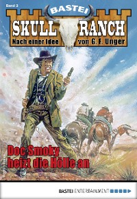 Cover Skull-Ranch 3 - Western