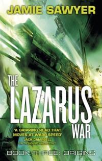 Cover Lazarus War: Origins