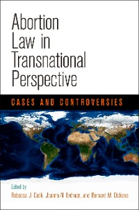 Cover Abortion Law in Transnational Perspective