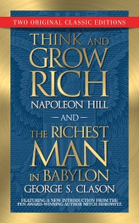 Cover Think and Grow Rich and The Richest Man in Babylon (Original Classic Editions)