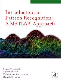 Cover Introduction to Pattern Recognition