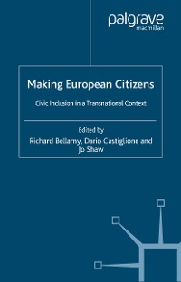 Cover Making European Citizens