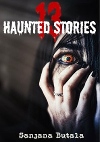 Cover 13 Haunted Stories
