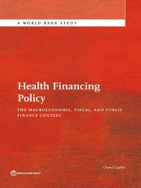 Cover Health Financing Policy