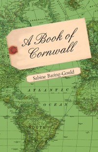 Cover Book of Cornwall