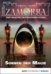Cover Professor Zamorra 1146 - Horror-Serie