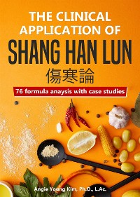 Cover The clinical application of  Shang Han Lun