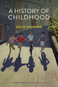 Cover A History of Childhood