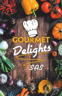 Cover Gourmet Delights