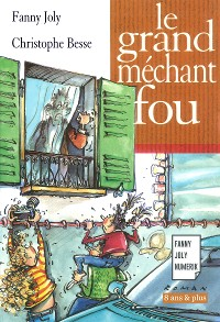 Cover Le grand méchant fou