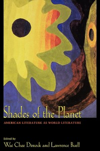 Cover Shades of the Planet