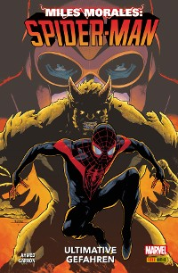 Cover Miles Morales: Spider-Man, Band 2 - Ultimative Gefahren