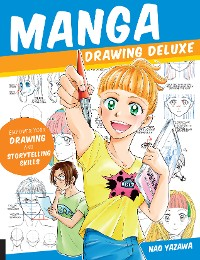 Cover Manga Drawing Deluxe