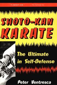 Cover Shoto-Kan Karate