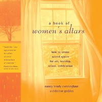 Cover Book of Women's Altars