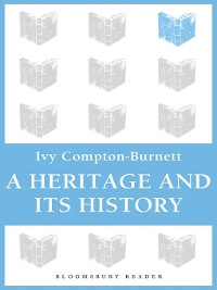 Cover A Heritage and its History
