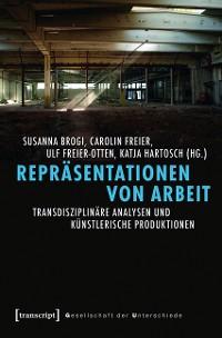 Cover Repräsentationen von Arbeit
