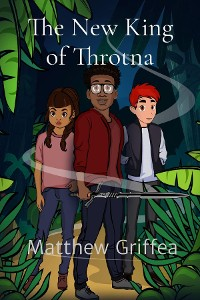 Cover The New King of Throtna