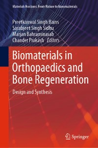 Cover Biomaterials in Orthopaedics and Bone Regeneration