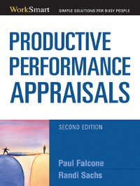 Cover Productive Performance Appraisals