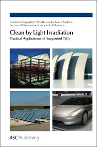 Cover Clean by Light Irradiation