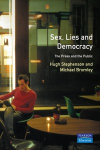 Cover Sex, Lies and Democracy