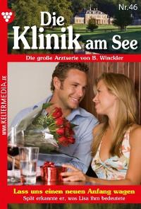 Cover Die Klinik am See 46 – Arztroman