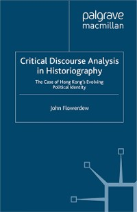 Cover Critical Discourse Analysis in Historiography