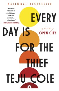 Cover Every Day Is for the Thief