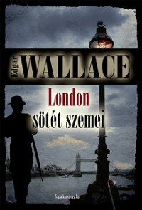 Cover London sotet szemei