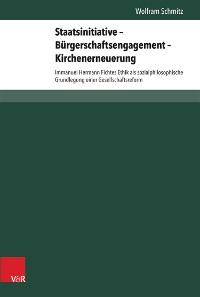 Cover Staatsinitiative – Bürgerschaftsengagement – Kirchenerneuerung