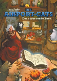 Cover Die Airport-Cats