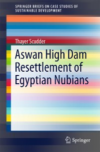 Cover Aswan High Dam Resettlement of Egyptian Nubians