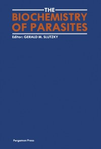 Cover Biochemistry of Parasites