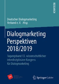 Cover Dialogmarketing Perspektiven 2018/2019
