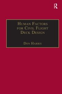Cover Human Factors for Civil Flight Deck Design