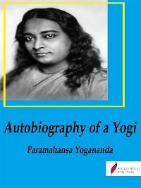 Cover Autobiography of a Yogi
