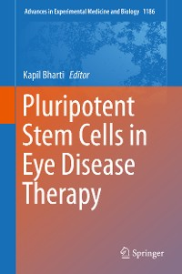 Cover Pluripotent Stem Cells in Eye Disease Therapy