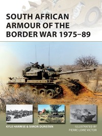 Cover South African Armour of the Border War 1975–89